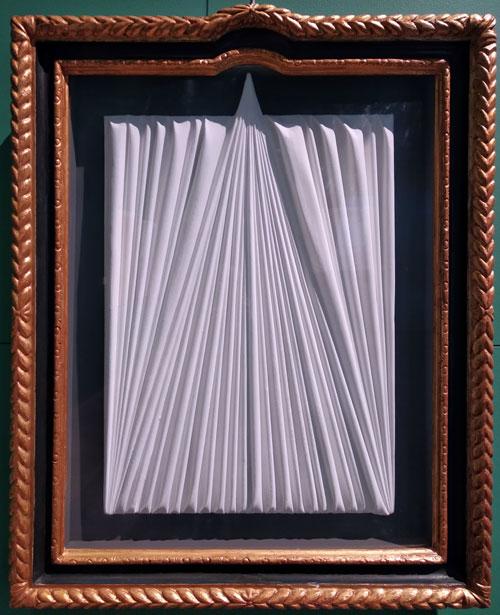 Умберто Мариани. Скрытые формы под складками кулис