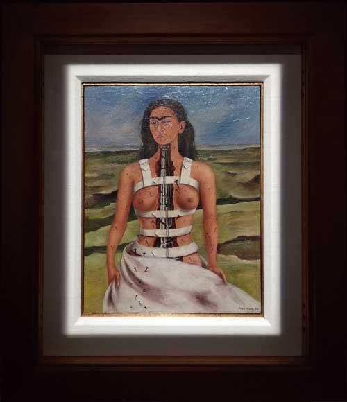 Фрида Кало в музее Фаберже. Безбрежное море жизни