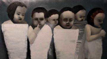 «Нерожденные дети» Юлии Сопиной