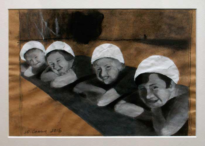 Юлия Сопина. Нерожденные дети