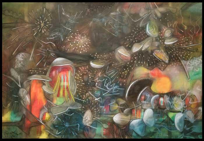 Художник Роберто Матта. Биография и фото с выставки