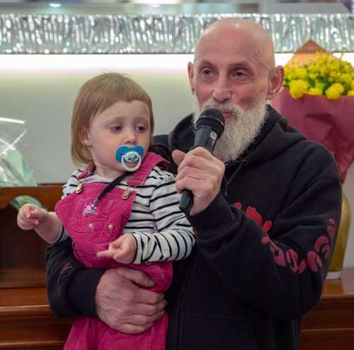 Борис Борщ и Оксана Жирова. Двое на вершине