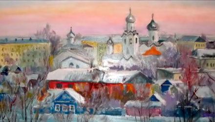 Художник Анатолий Константинов. Думать о вечном и творить вечное