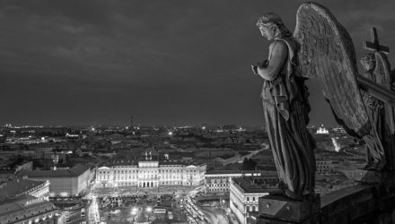 Мой мистический Петербург. Взгляд на город через призму Вечности